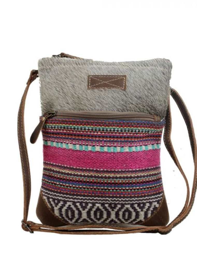 Myra Bag Simple Sober Small + Crossbody Bag