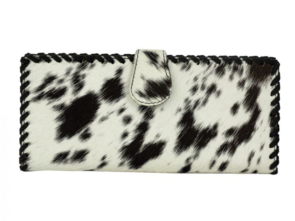 Myra Bag Zebra Feel Wallet