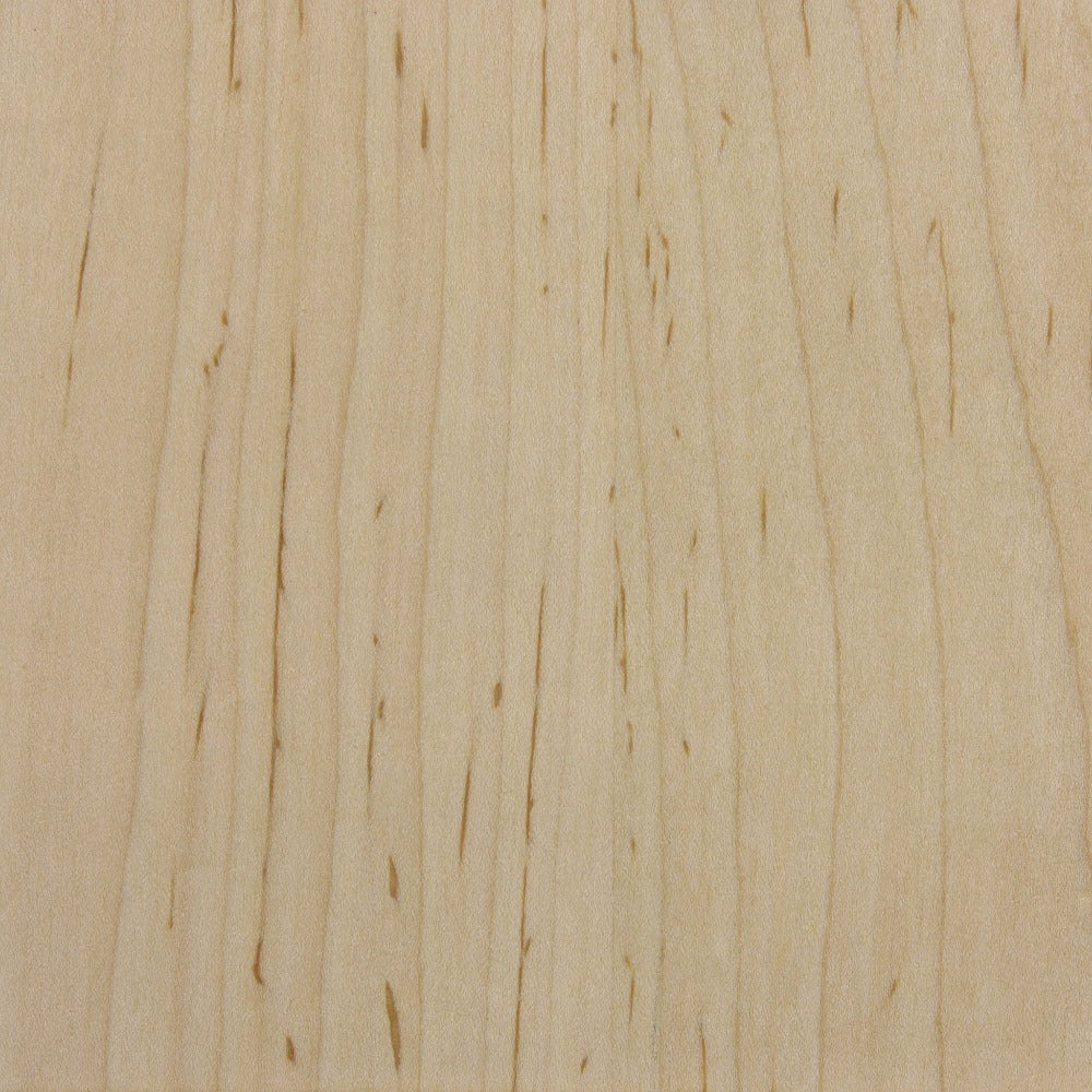 Natural Maple - Solid Maple