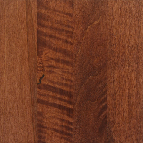 Cherry Stained Maple - Classic Stained North American Solid Maple