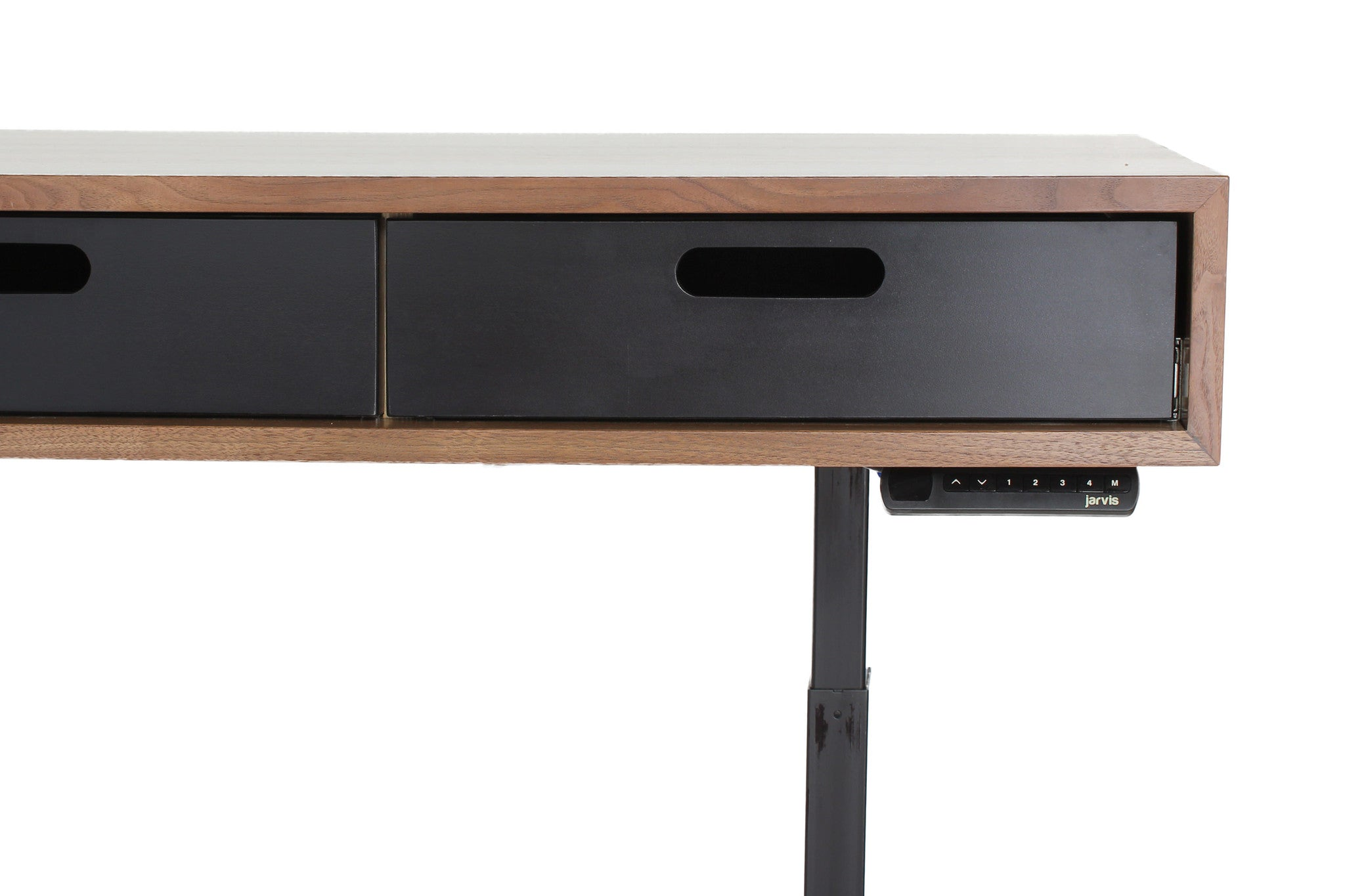 The Evolve with Jarvis Electric Adjustable Standing Desk Base - Controller Detail