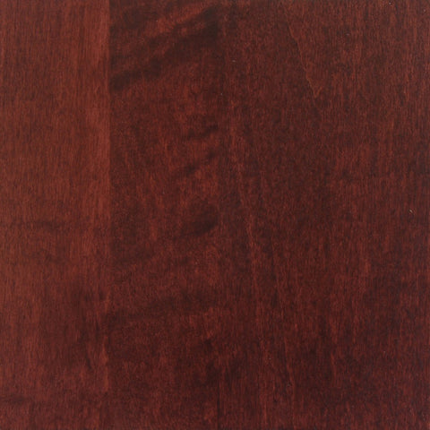 Mahogany Stain - Solid Maple & Baltic Birch Plywood