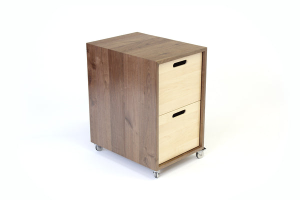 Evolve File Cabinet - Companion File Storage for the Evolve Desk
