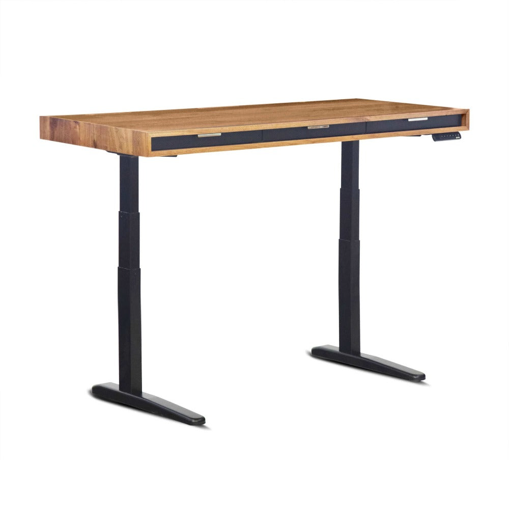 The Evolve Slim SitStand Desk Featuring the Jarvis Electric