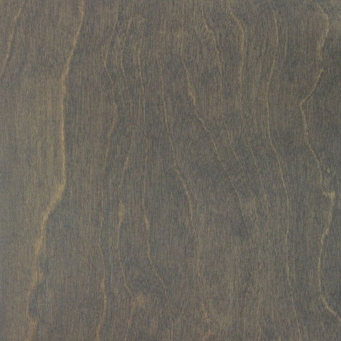 Slate Stain - Solid Maple & Baltic Birch Plywood