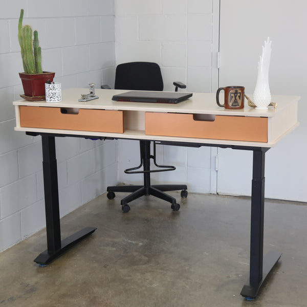 The Michelle - Sit Stand Desk