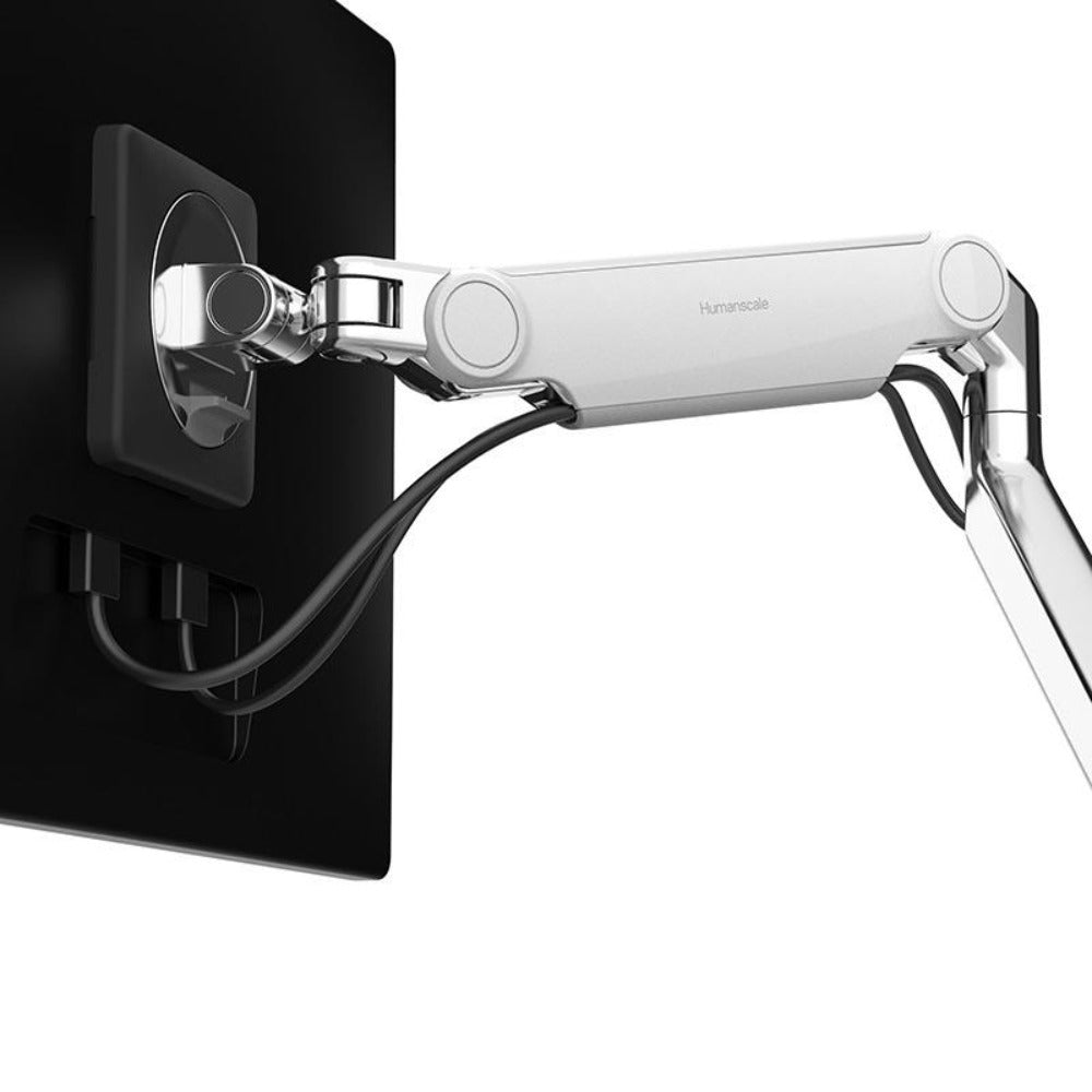 Humanscale® 2.1 Monitor Arm (for Single Monitors up to 15.5lbs)