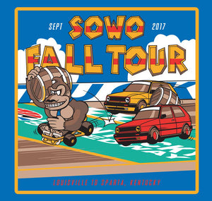 SoWo Fall Tour 2017 Show Shirt