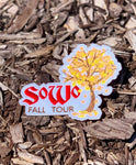 SoWo Fall Tour Patch