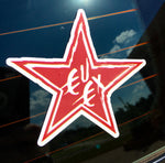 EuEx Sticker (Star)
