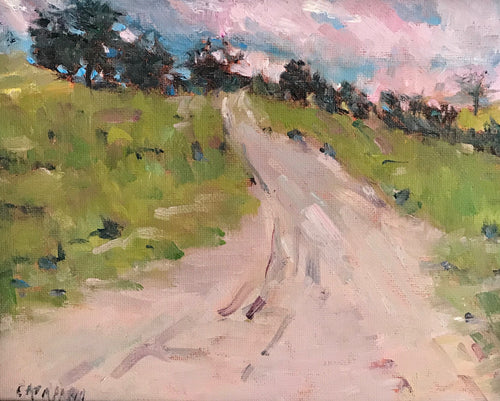 California Dreams | 8x10 | Original Oil Painting