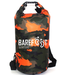 BAREFOOT OUTFITTERS 10L DRY BAG Orange
