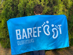 BAREFOOT OUTFITTERS TRAVEL TOWEL