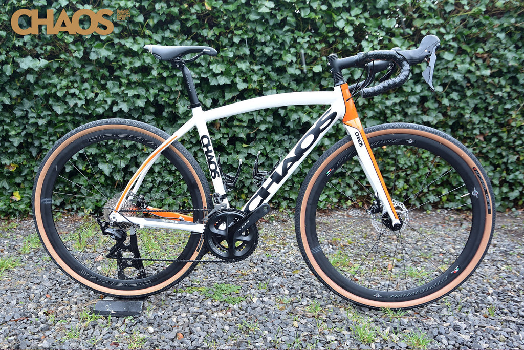 CHAOS Gravel Alu Disc 105