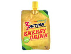 3Action Energy Gel Lemon 100ml
