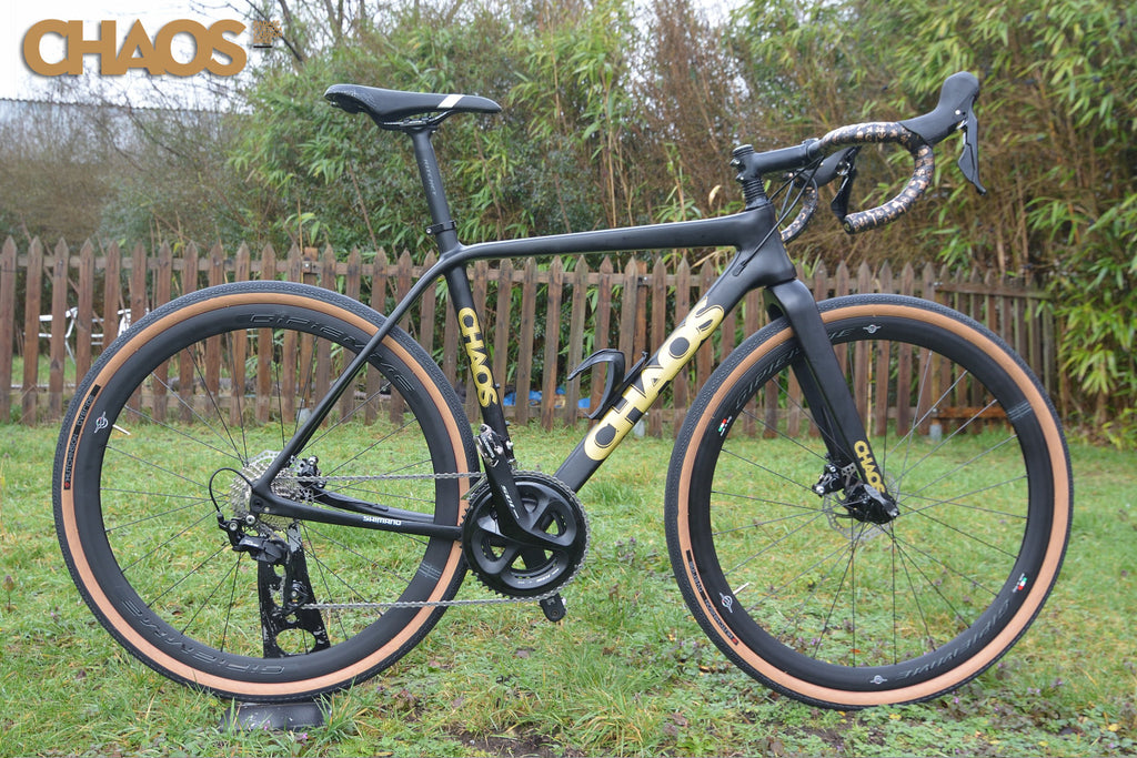 CHAOS Gravel Carbon 105 Disc