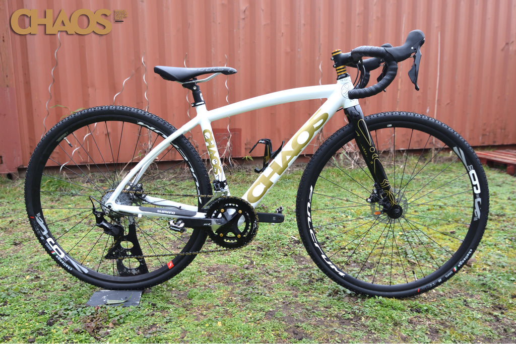 Chaos Cross Alu Disc 105