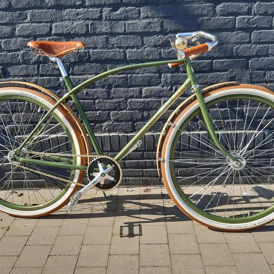 Achielle retro bike Omer