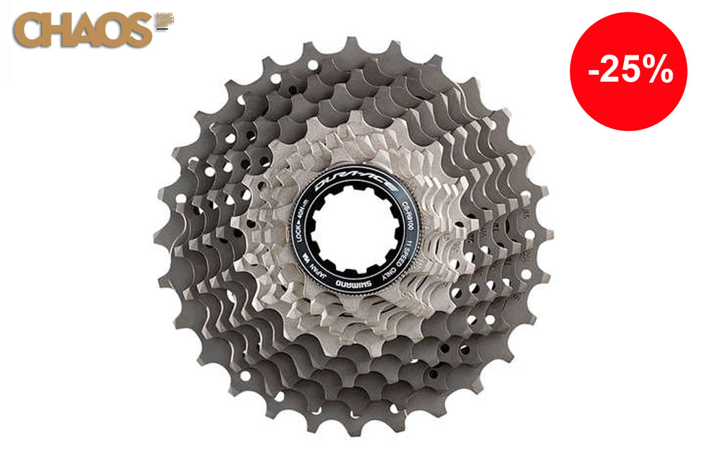 Shimano Dura Ace CS-9000 11-speed Cassette 12-25T