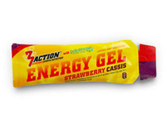 3Action Energy Gel strawberry 50st