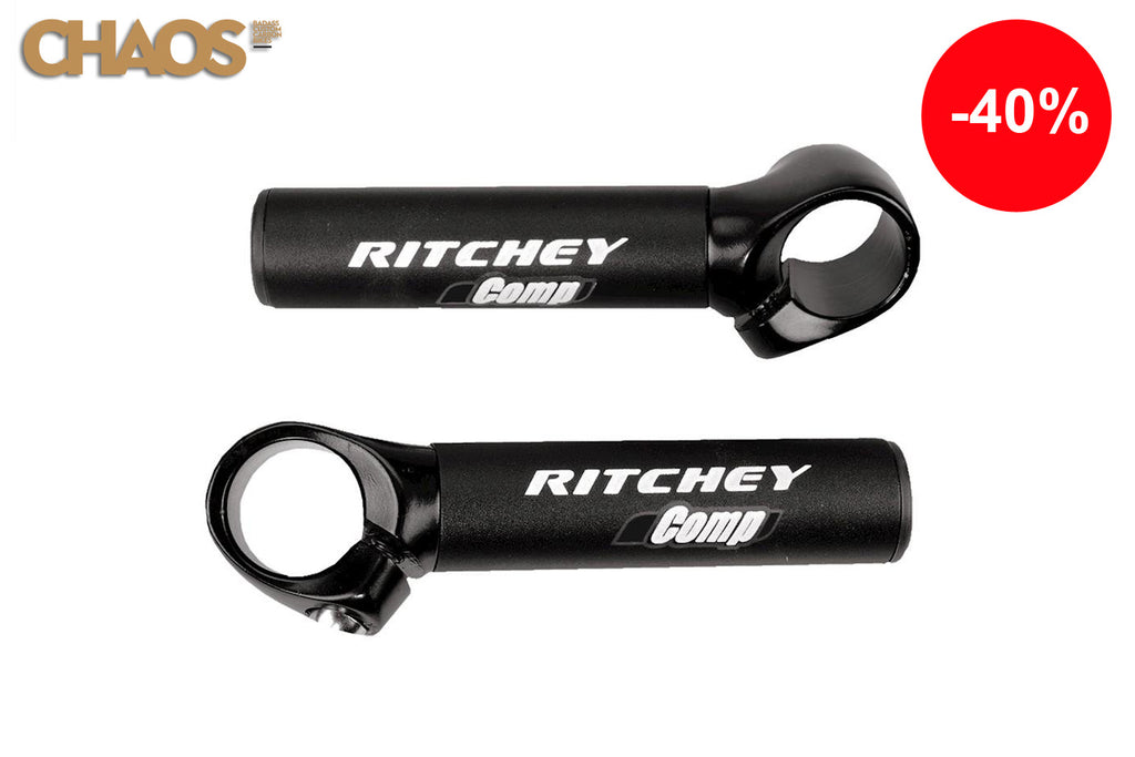 RITCHEY COMP BAR ENDS - 100MM - BlACK