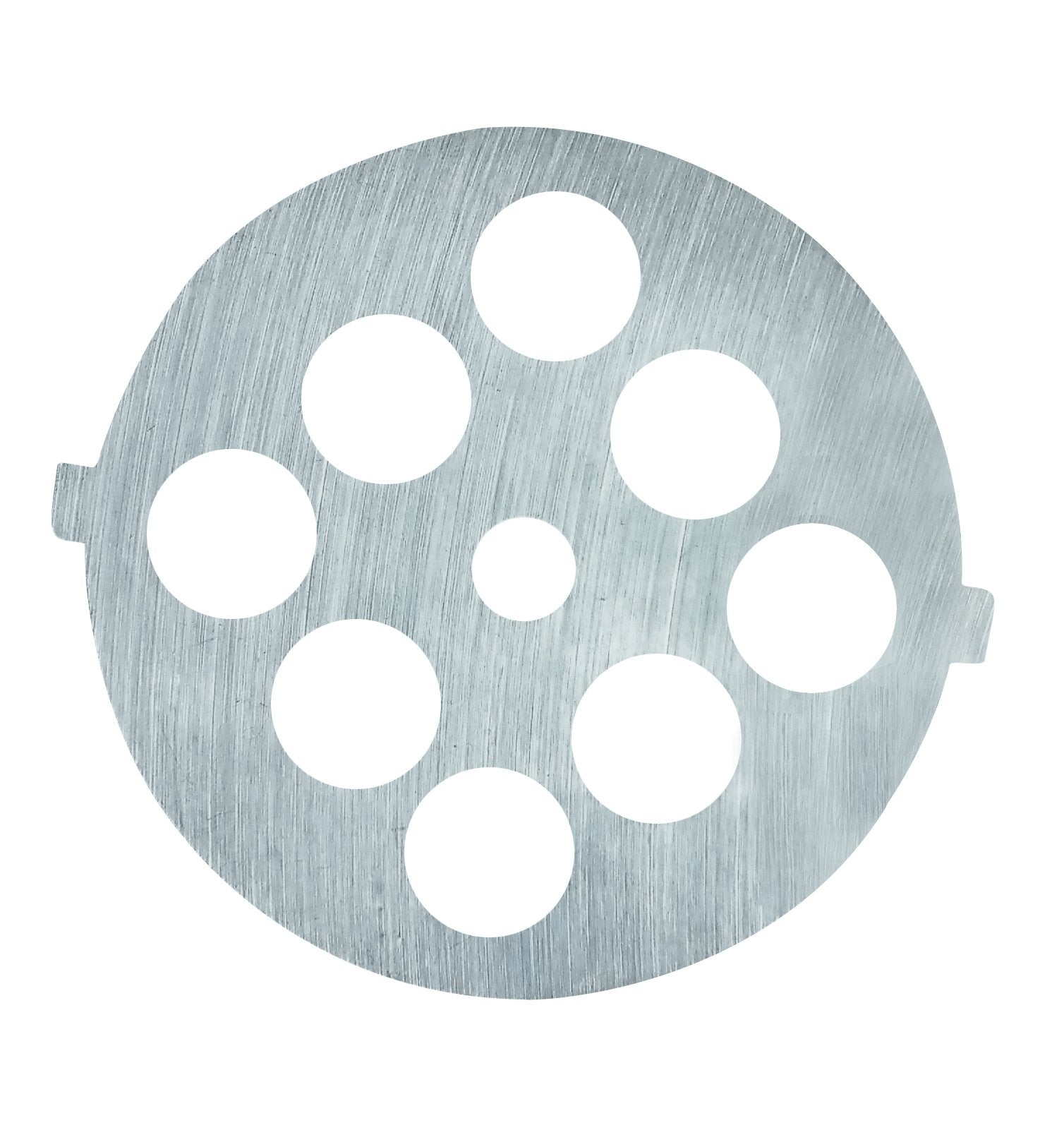 Luvele 12mm stainless steel cutting plate