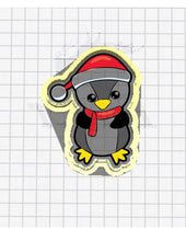 Load image into Gallery viewer, Christmas Penguin
