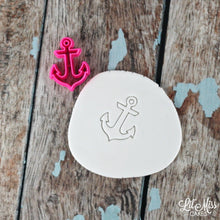 Load image into Gallery viewer, Anchor Cutter | Lil Miss Cakes