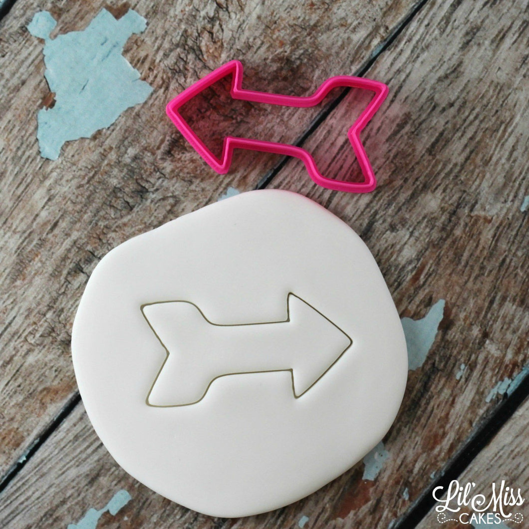 Boho Arrow Cutter | Lil Miss Cakes