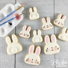 Load image into Gallery viewer, Bunny Cookies | Lil Miss Cakes