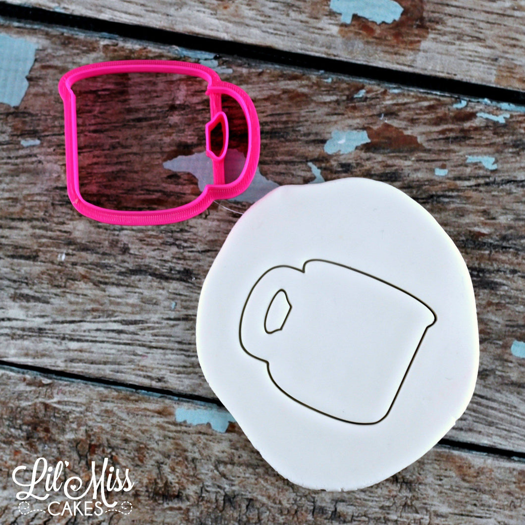 Camping Mug Cutter | Lil Miss Cakes