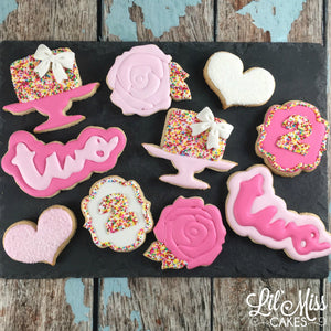 Cookie Collection | Lil Miss Cakes