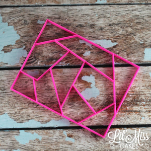 Cookie Puzzle Cutter | Lil Miss Cakes