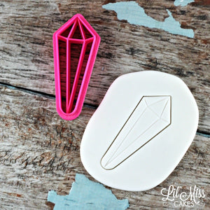 Crystal Imprint Cutter | Lil Miss Cakes