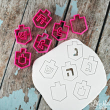 Load image into Gallery viewer, Dreidel Set | Lil Miss Cakes