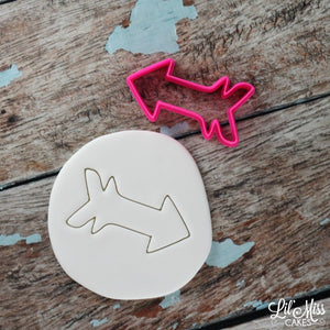Feathered Arrow Cutter | Lil Miss Cakes