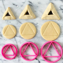Load image into Gallery viewer, Hamantaschen Cookie Cutter