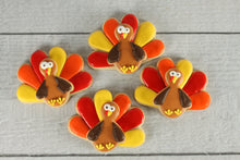 Load image into Gallery viewer, Thanksgiving Turkey Cutter Set