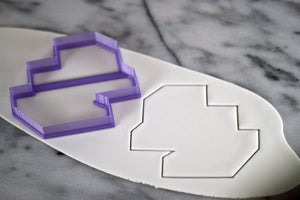 Double Tefillin Cutter | Lil Miss Cakes