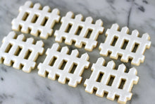 Load image into Gallery viewer, Picket Fence Sugar Cookies | Lil Miss Cakes