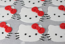 Load image into Gallery viewer, Cat Cupcake Toppers