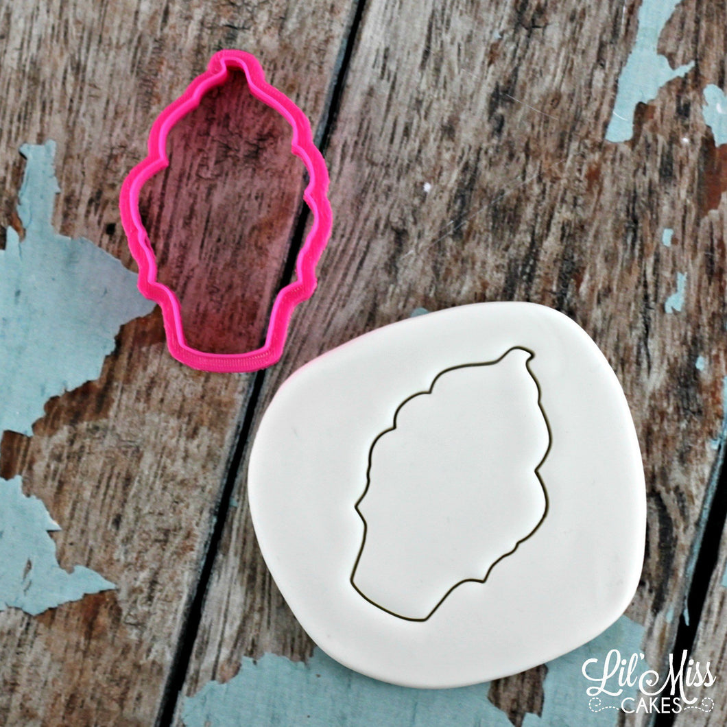 Ice Cream Cone Cutter | Lil Miss Cakes