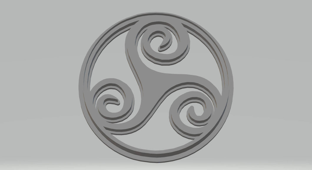 Celtic swirls