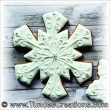 Load image into Gallery viewer, Tunde's Snowflake