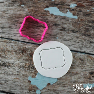 Misti Plaque Cutter | Lil Miss Cakes