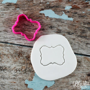Monarch Plaque Cutter | Lil Miss Cakes