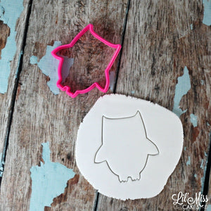 Owl Cutter | Lil Miss Cakes