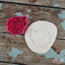 Load image into Gallery viewer, Rose Imprint Cutter | Lil Miss Cakes
