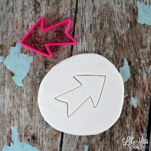 Rustic Arrow Cutter | Lil Miss Cakes