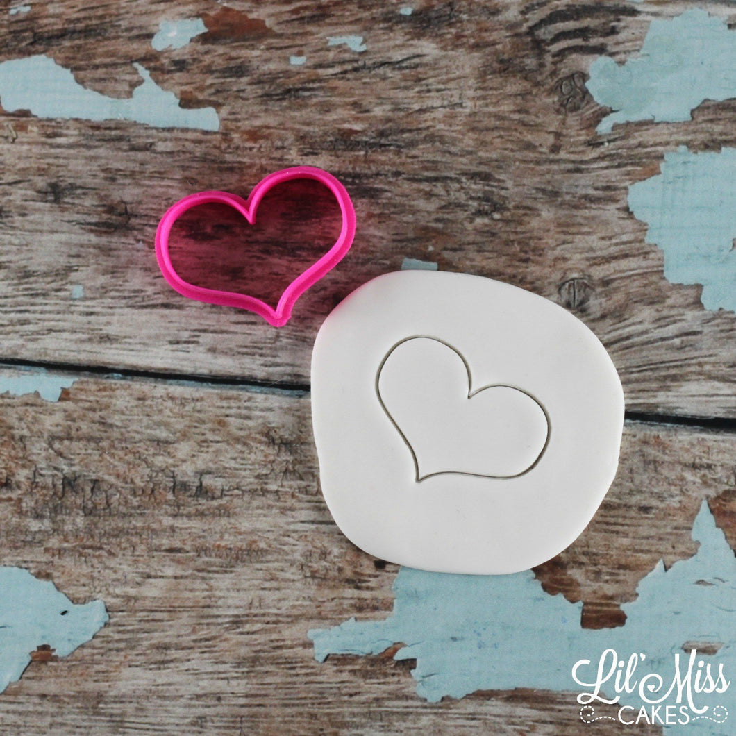 Sweet Heart Cutter | Lil Miss Cakes